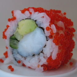 boston roll sushi