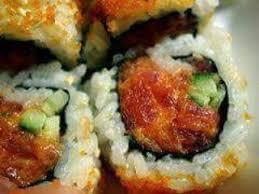 How to make spicy tuna rolls