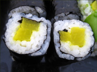 sushi roll how to make