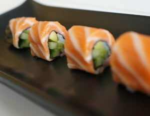 Upstream Roll @ Sushi Recipe