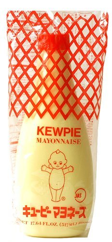 Kewpie mayonnaise (Japanese mayo)