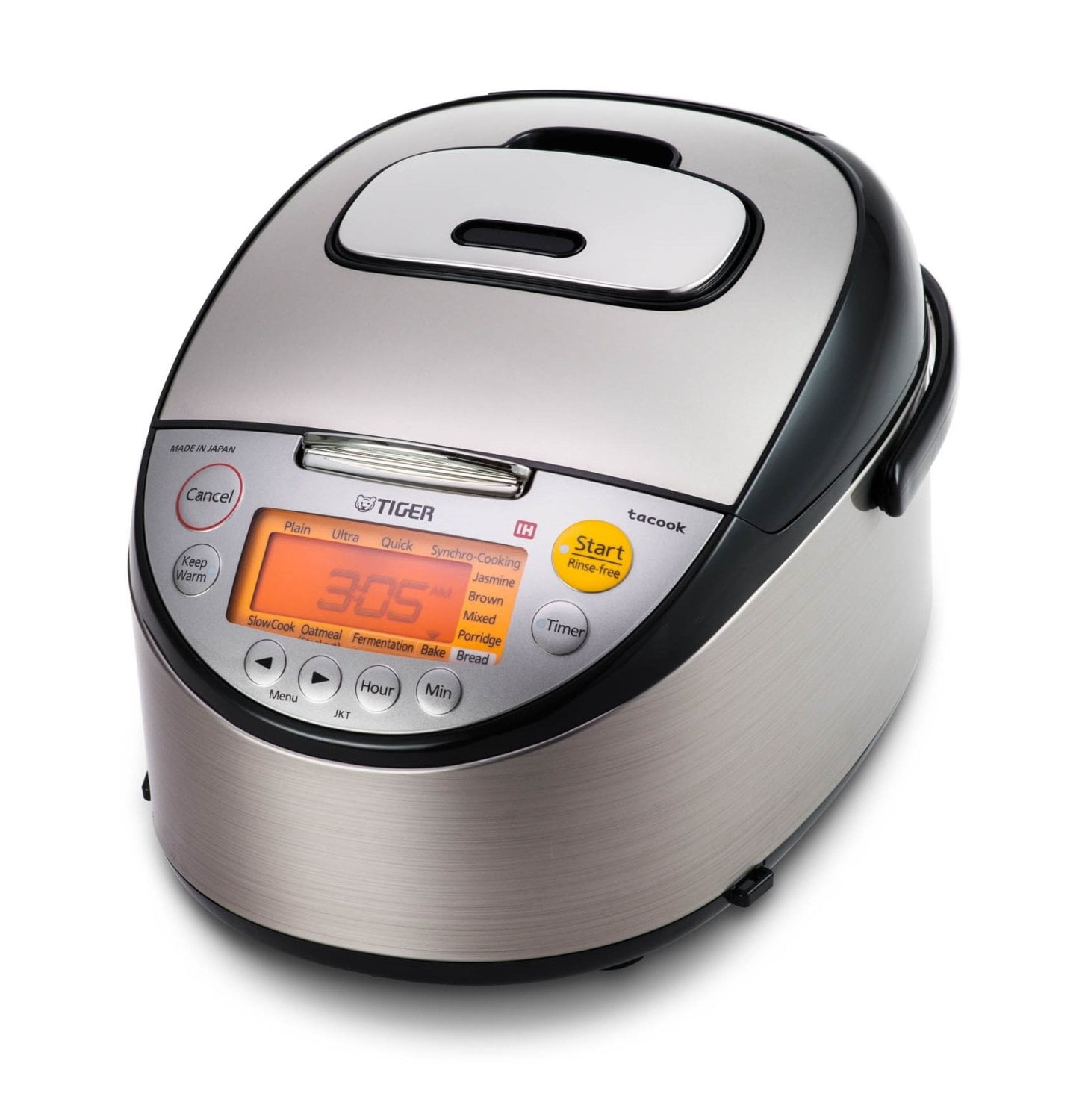 Choosing the right rice cooker for you