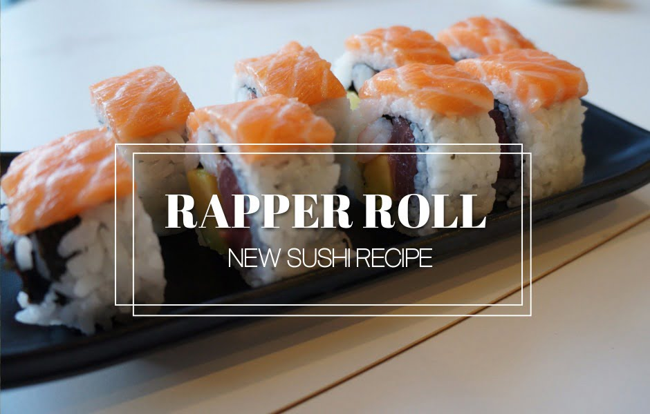 The rapper roll