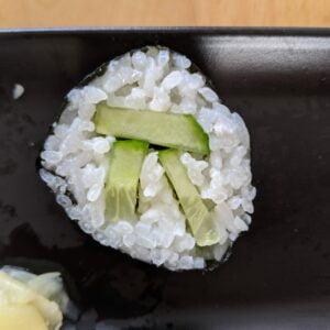 Pi day sushi